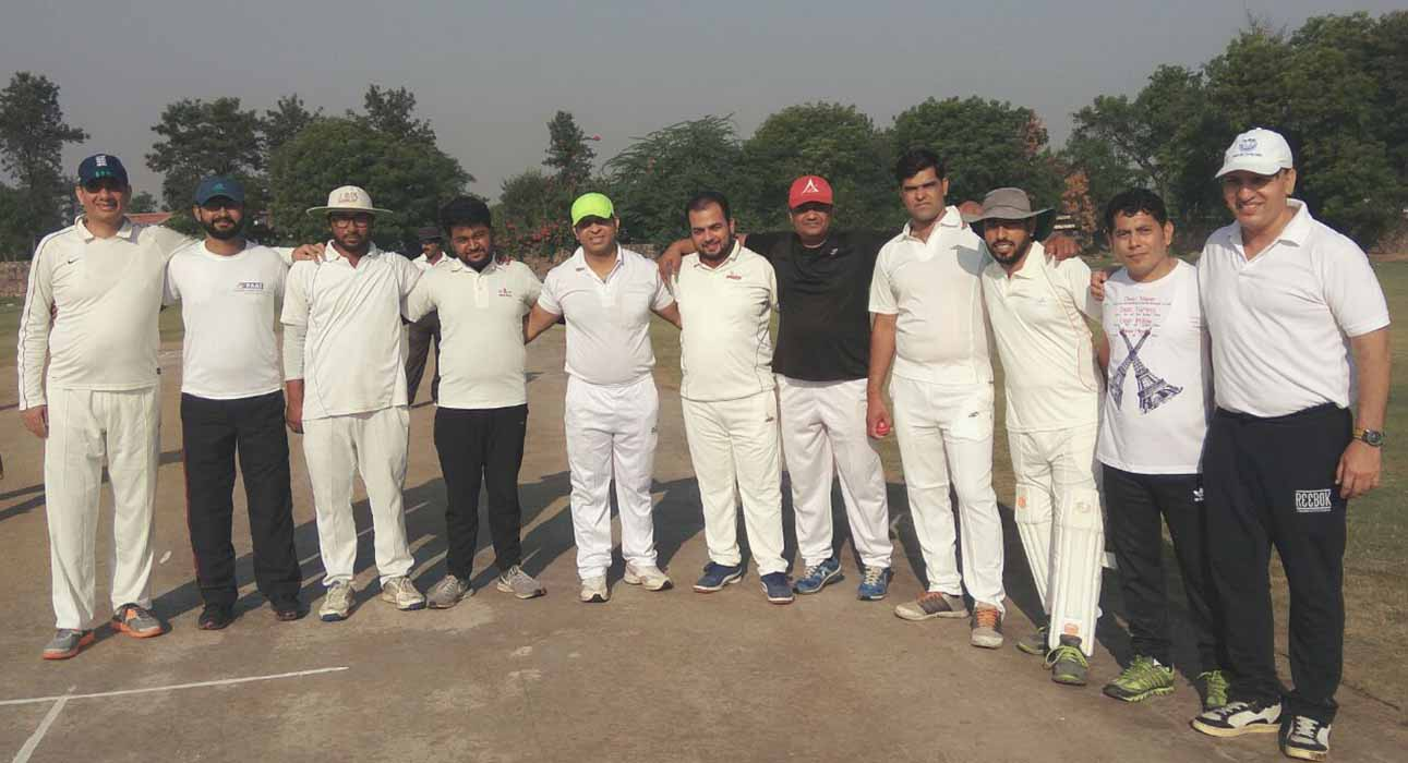 ART Cricket Match - 2017
