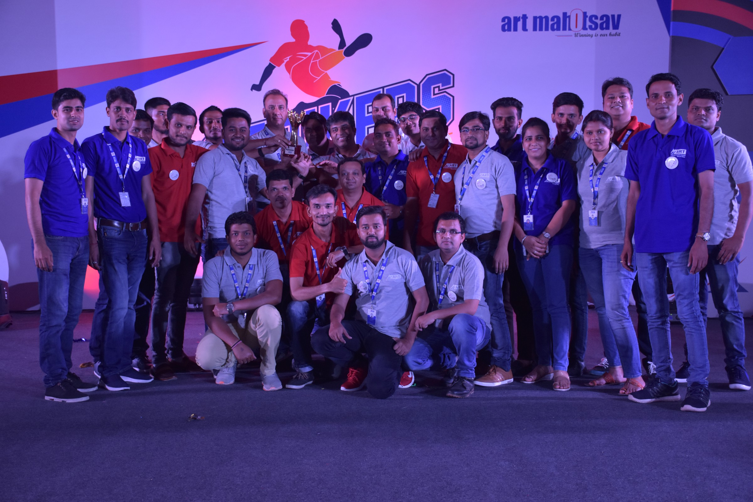 ART- MAHOTSAV JULY 2018